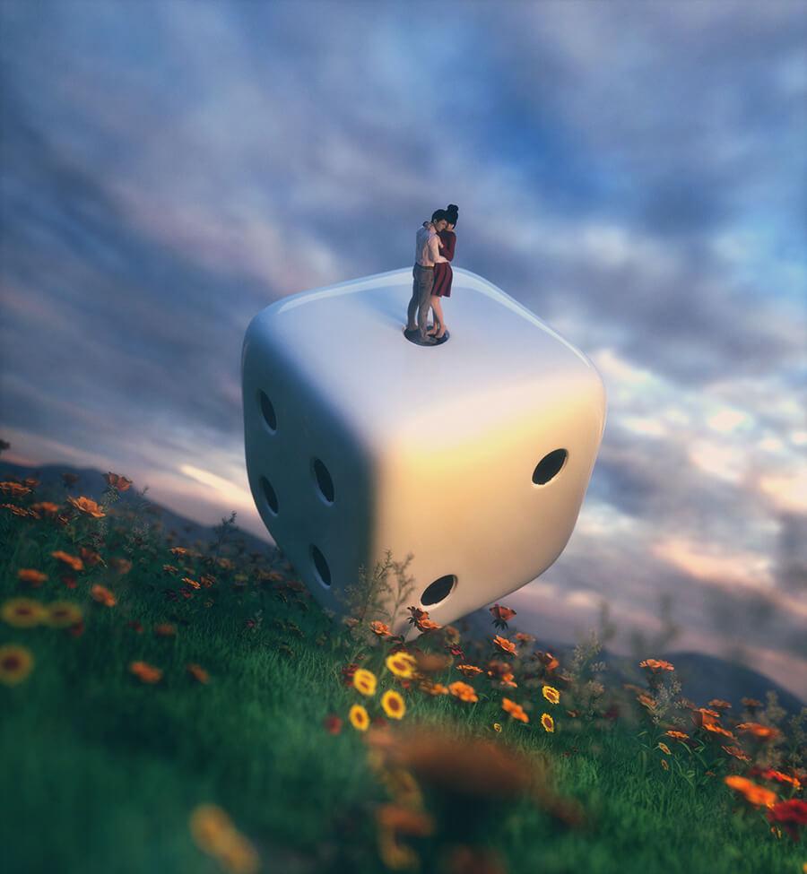 dice-couple