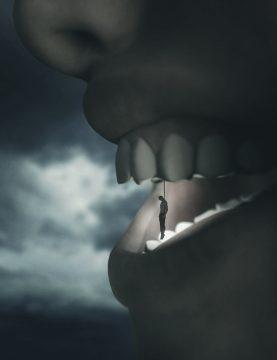laugh-depression
